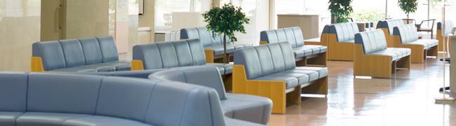 病院待合室 iness